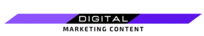Digital Marketing Content logo