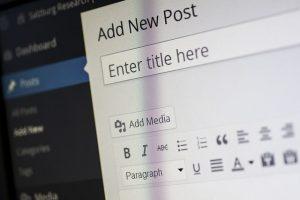WordPress Webseite erstellen lassen